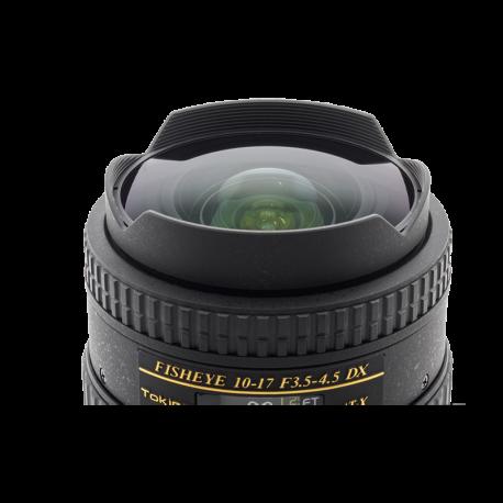AT-X 107 AF DX 10-17 mm Fisheye f/3.5-4.5