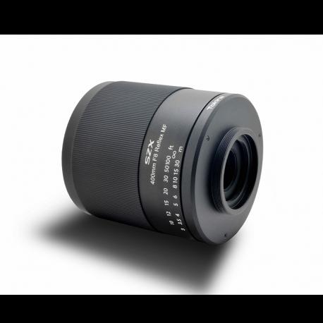 SZX SUPER TELE 400mm F8 Reflex MF